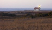 Evening at Pt. Cabrillo in Russian Gulch to Fort Bragg photo gallery
