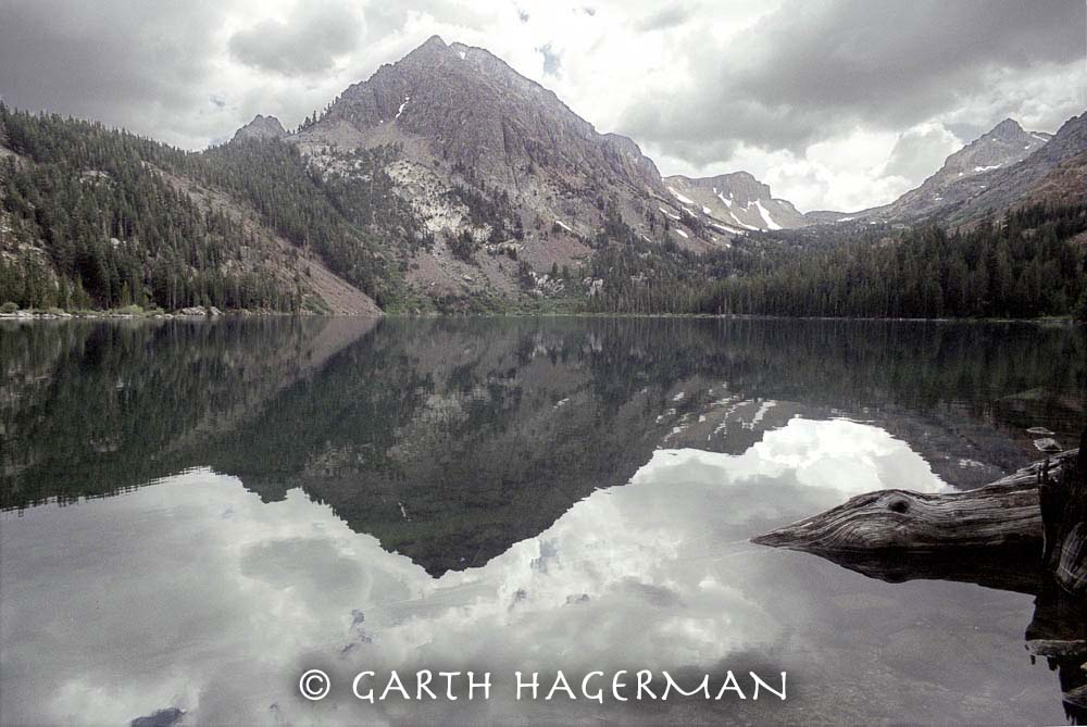 Green Lake on Garth Hagerman Photo/Graphics