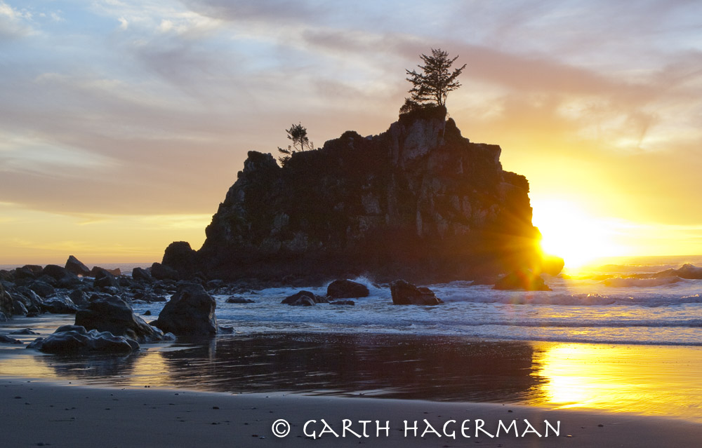 Hidden Beach in Redwood National and State Parks photo gallery
