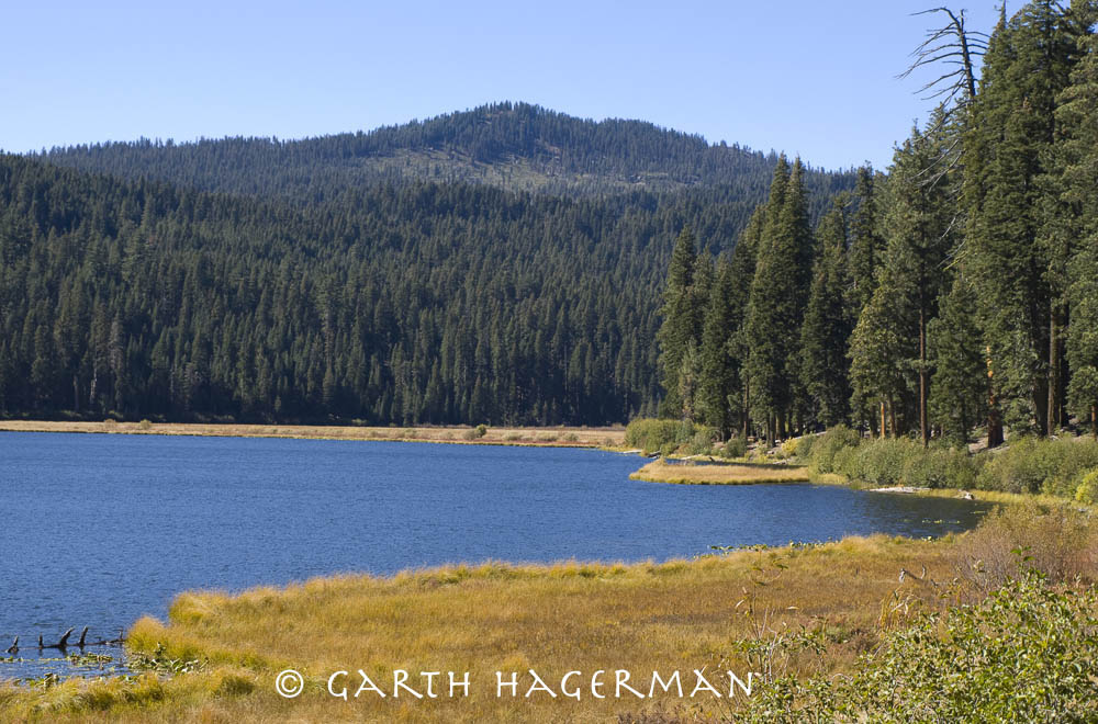 Willow Lake on Garth Hagerman Photo/Graphics
