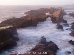 Arches in seascape photo gallery