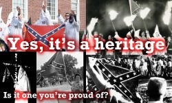 Confederate Heritage in politics photo gallery
