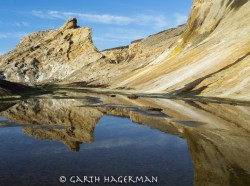 Glacier National Park in reflections photo gallery