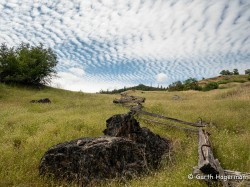 Mackerel Sky in Inland Northern California photo gallery