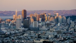 San Francisco Skyline in buildings photo gallery