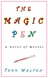The Magic Pen (cover) in graphic design photo gallery