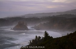 Trinidad Mist in seascape photo gallery