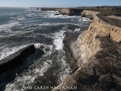 Wilder Cliffs in seascape photo gallery