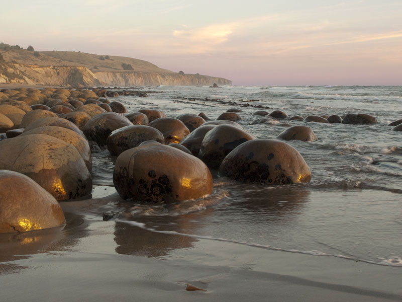 Bowling Balls in the Tide on Garth Hagerman Photo/Graphics